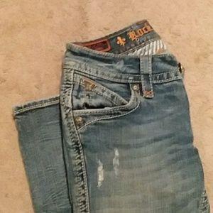 Rock revival Jean's